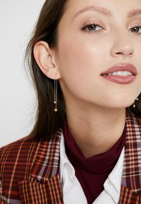 Pilgrim - EARRINGS - Oorbellen - gold-coloured - 1