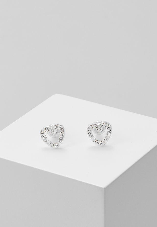 EARRINGS EDIE - Earrings - silver-coloured