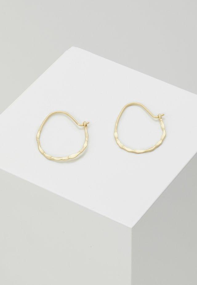 EARRINGS OLENA - Ohrringe - gold-coloured