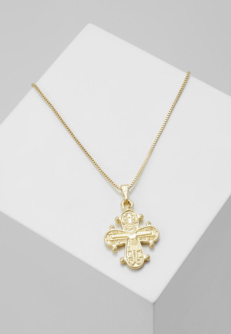 Pilgrim - NECKLACE DAGMAR - Halskette - gold-coloured