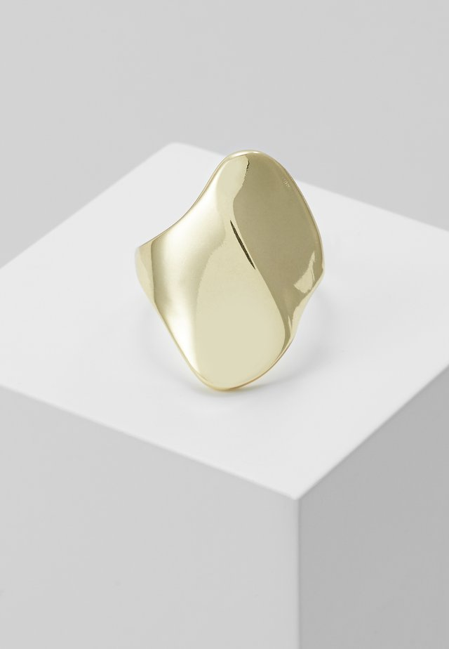 WISDOM - Ring - gold-coloured