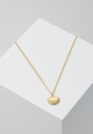 NECKLACE LOVE - Halskæder - gold-coloured