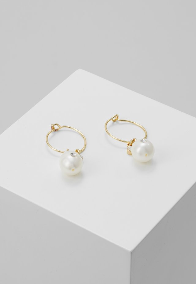 EARRINGS LOVE - Korvakorut - gold-coloured
