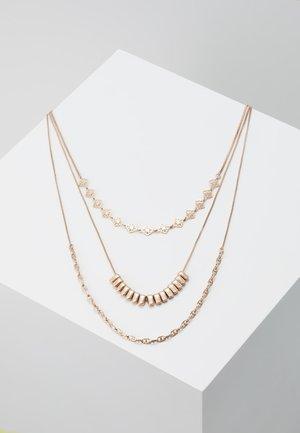 NECKLACE JOY - Halskette - gold-coloured