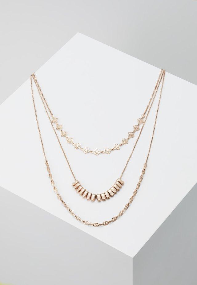 NECKLACE JOY - Necklace - gold-coloured