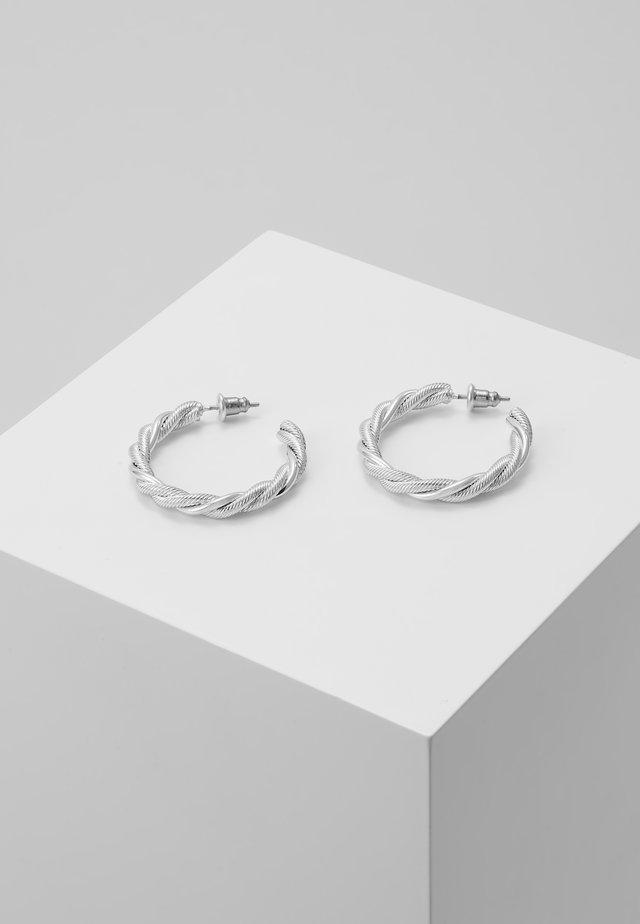 EARRINGS BAYA - Earrings - silver-coloured
