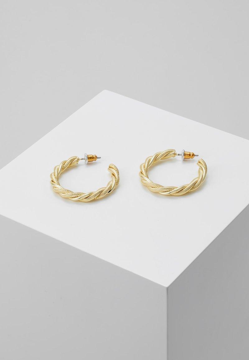 Pilgrim - EARRINGS BAYA - Korvakorut - gold-coloured