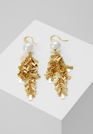 EARRINGS BELINE - Oorbellen - gold-coloured