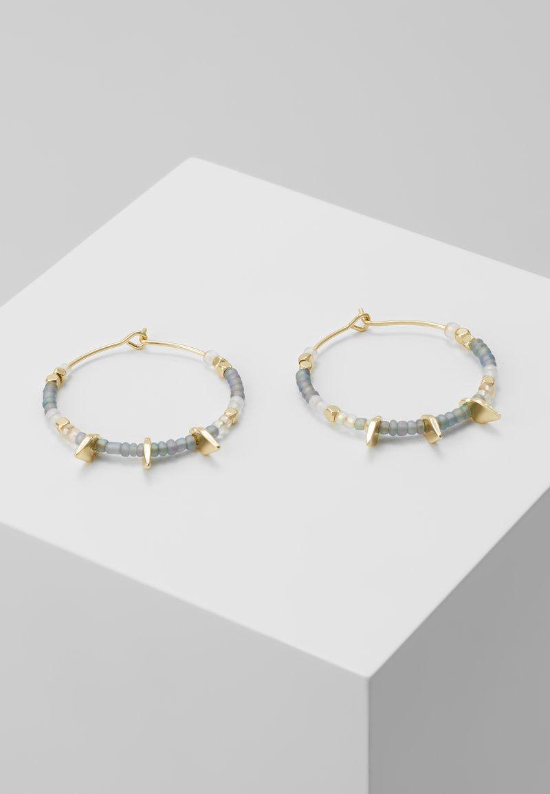 Pilgrim - EARRINGS CADENCE - Earrings - gold-coloured
