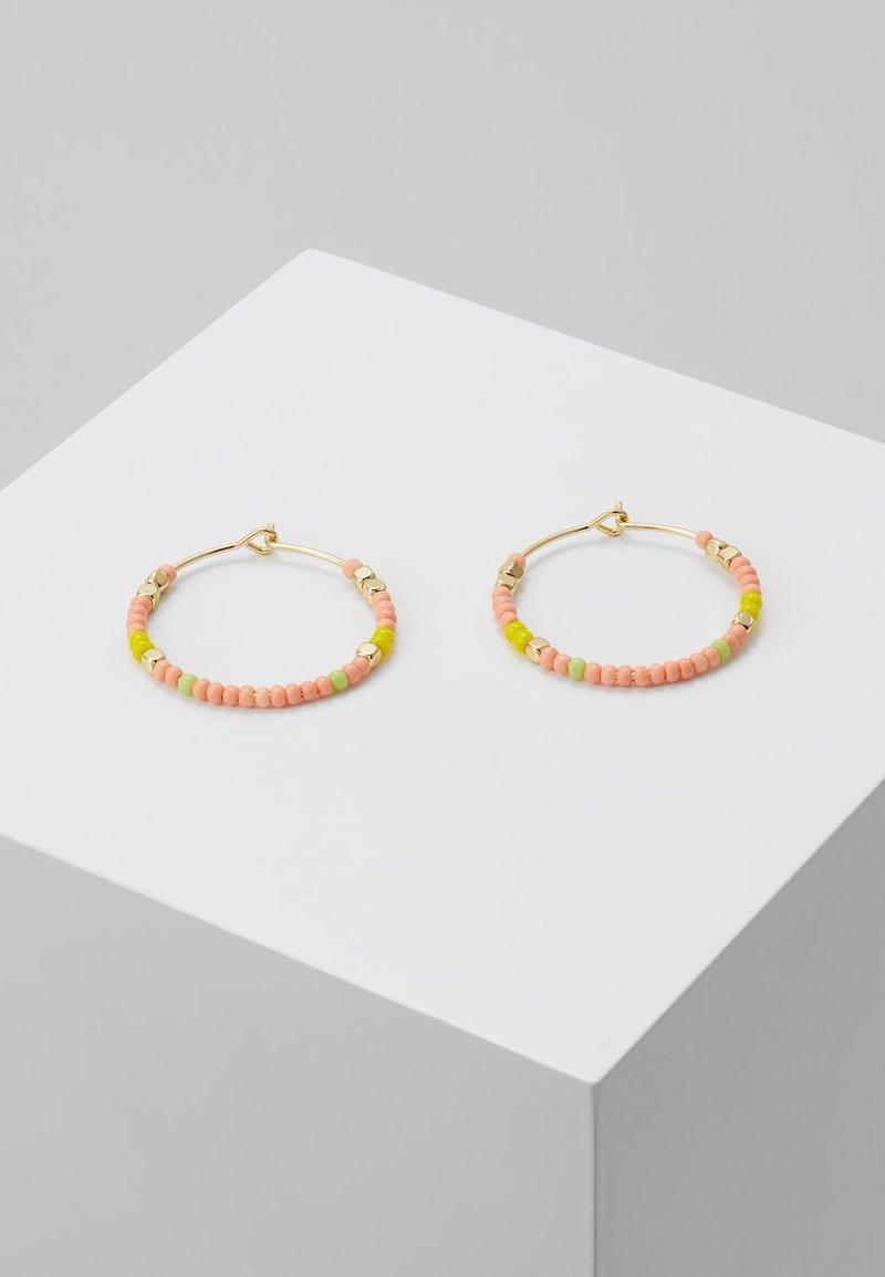 Pilgrim - EARRINGS SELENA - Boucles d'oreilles - gold-coloured