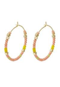 Pilgrim - EARRINGS SELENA - Boucles d'oreilles - gold-coloured - 1