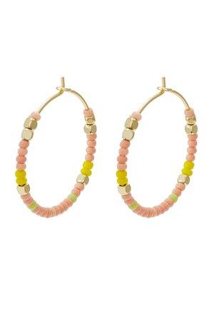 EARRINGS SELENA - Earrings - gold-coloured