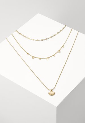 NECKLACE LOVE - Ketting - gold-coloured