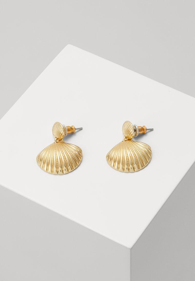Pilgrim - EARRINGS LOVE - Korvakorut - gold-coloured