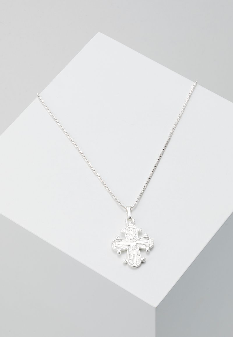 Pilgrim - NECKLACE DAGMAR - Ketting - silver-coloured
