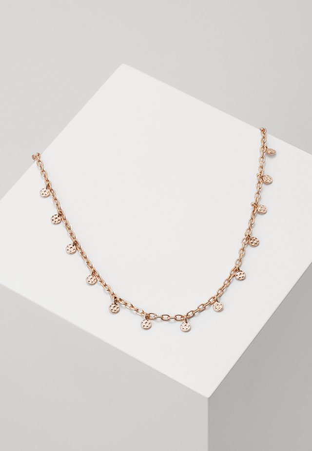 PANNA - Necklace - rose gold-coloured