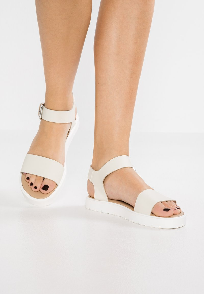 Pier One - Sandals - offwhite