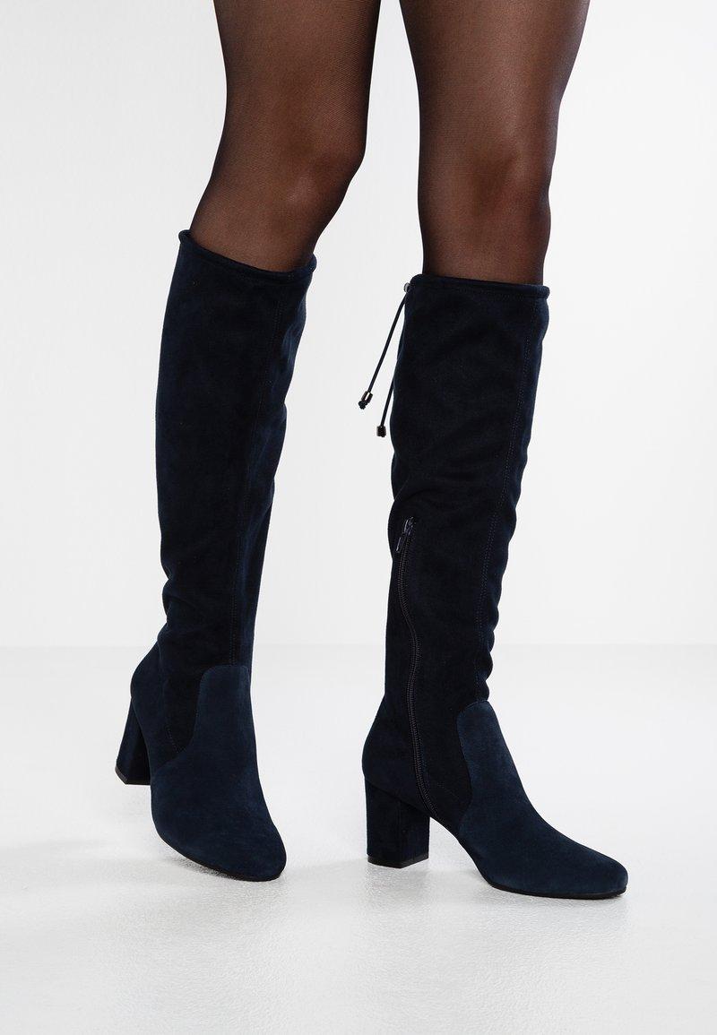 Pier One - Boots - dark blue