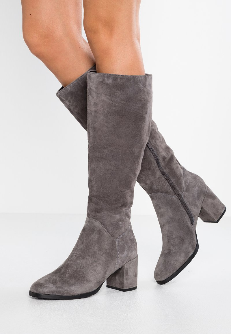 Pier One - Boots - grey