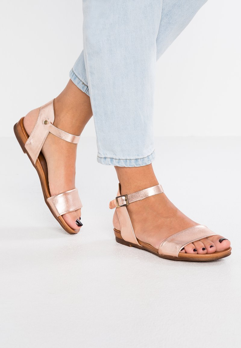Pier One - Sandals - rose gold