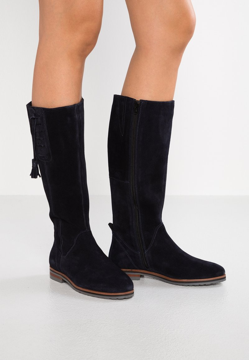 Pier One - Boots - dark blue