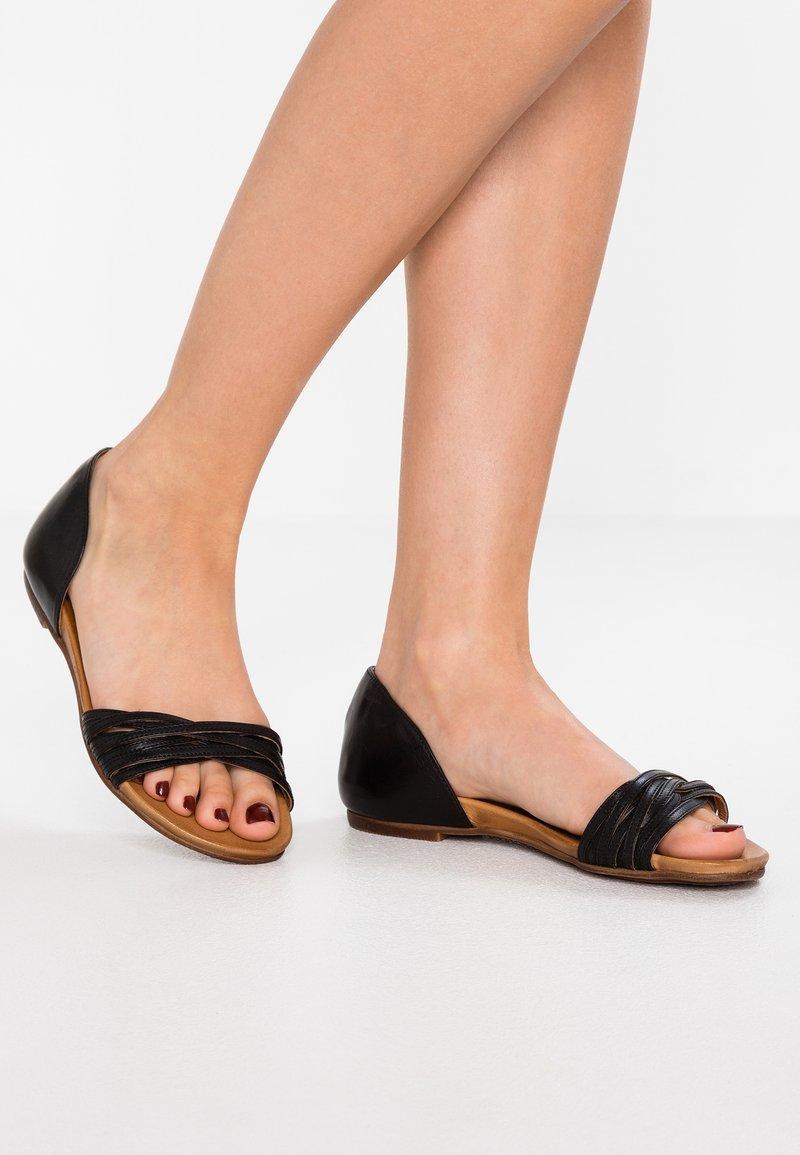 Pier One - Sandals - black