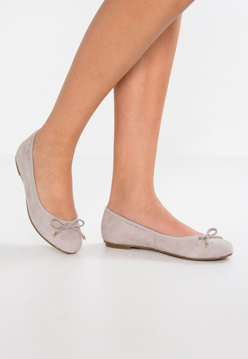 Pier One - Ballet pumps - grey