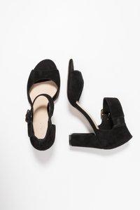 Pier One - High heeled sandals - black - 3