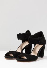 Pier One - High heeled sandals - black - 4
