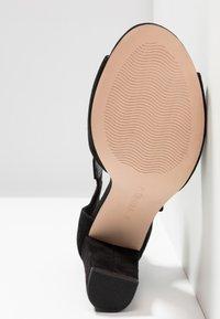 Pier One - High heeled sandals - black - 6