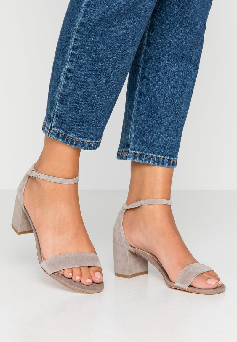 Pier One - Sandals - grey