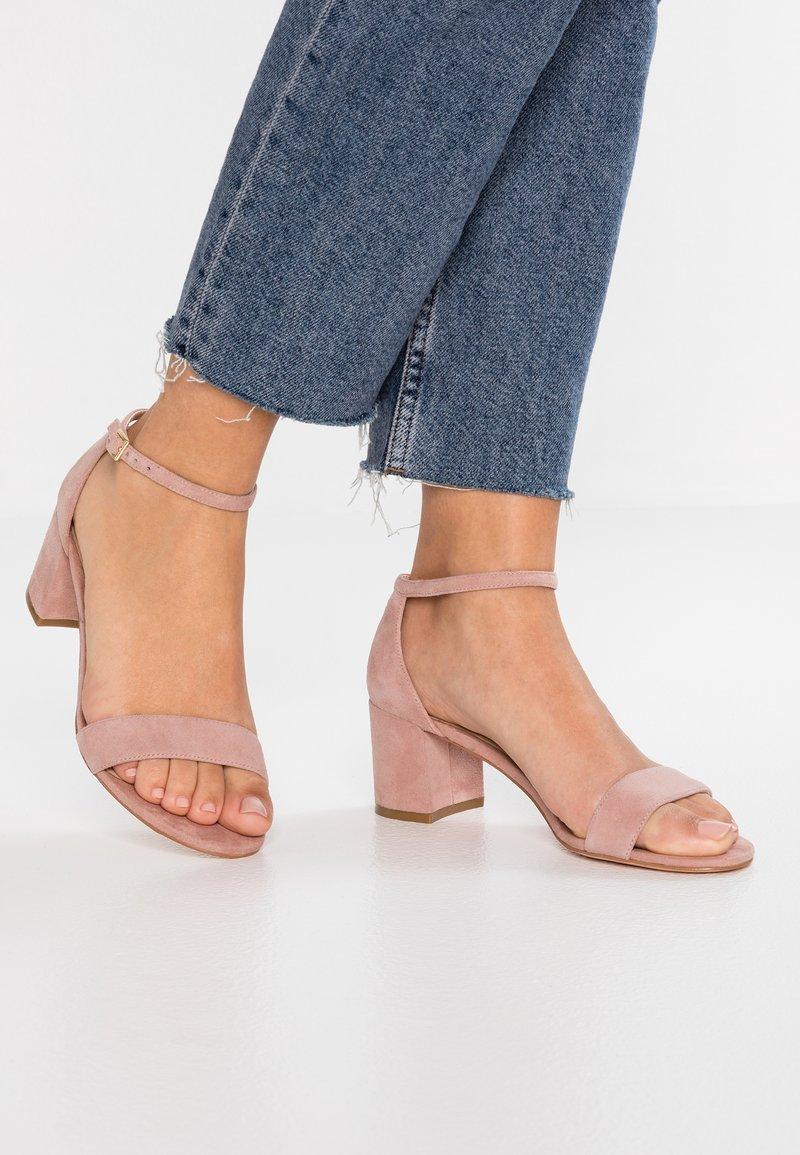 Pier One - Sandals - pink