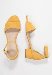 Pier One - Sandaler - yellow - 3