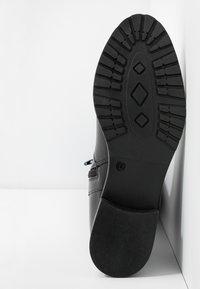 Pier One - Høye støvler - black - 6