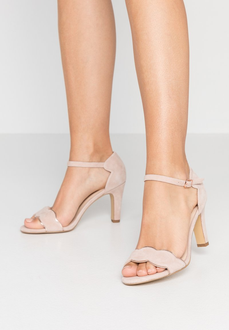 Pier One Wide Fit - Sandals - rose