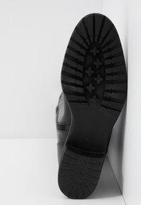 Pier One - Vysoká obuv - black - 6