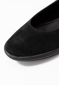 Pier One - Ballerinat - black - 2