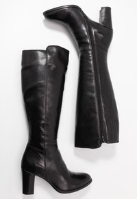 Pier One - High heeled boots - black - 3