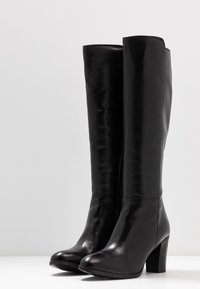 Pier One - High heeled boots - black - 4