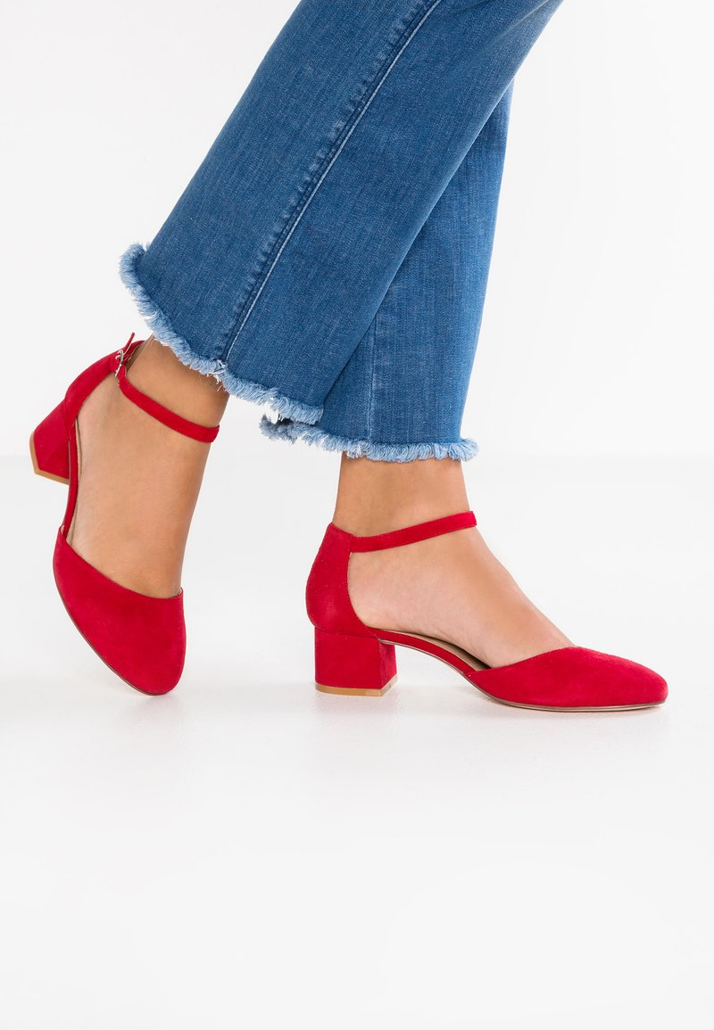 Pier One - Classic heels - red
