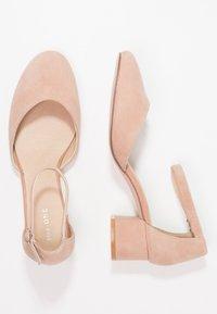 Pier One - Classic heels - nude - 2