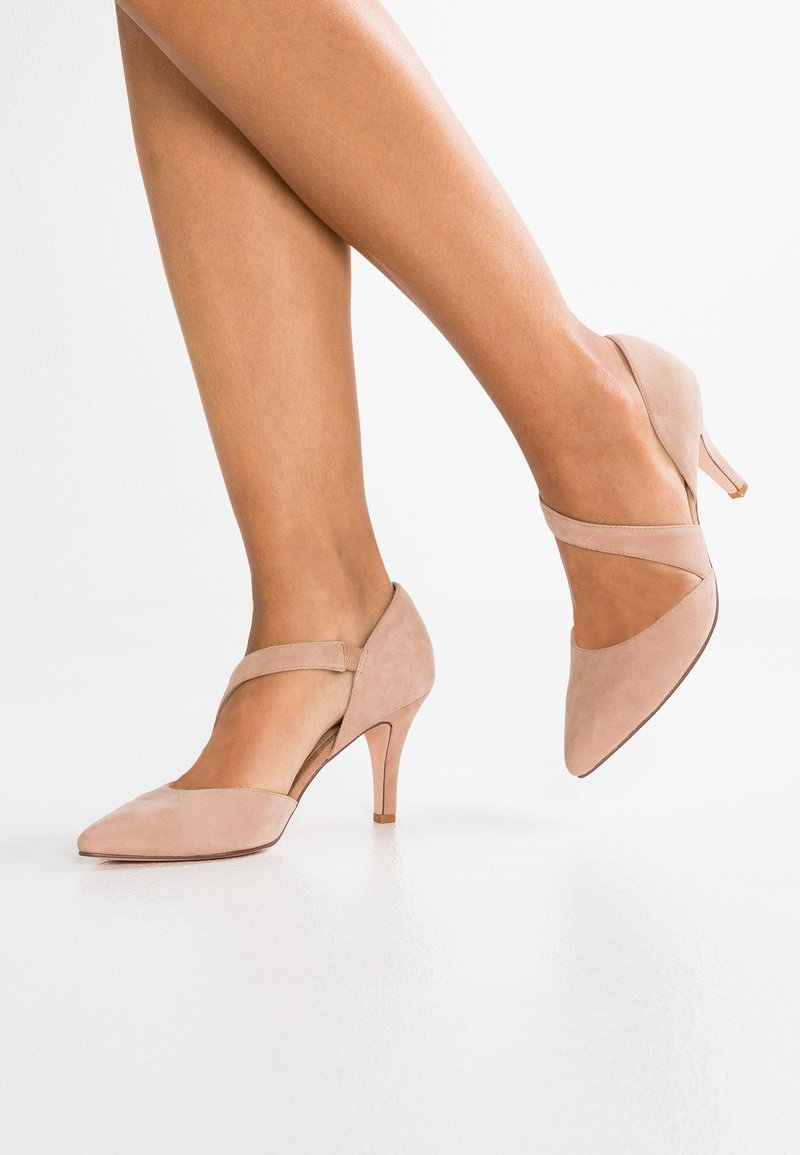 Pier One - Pumps - nude