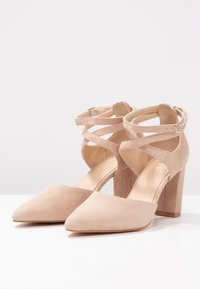 Pier One - Classic heels - nude - 4