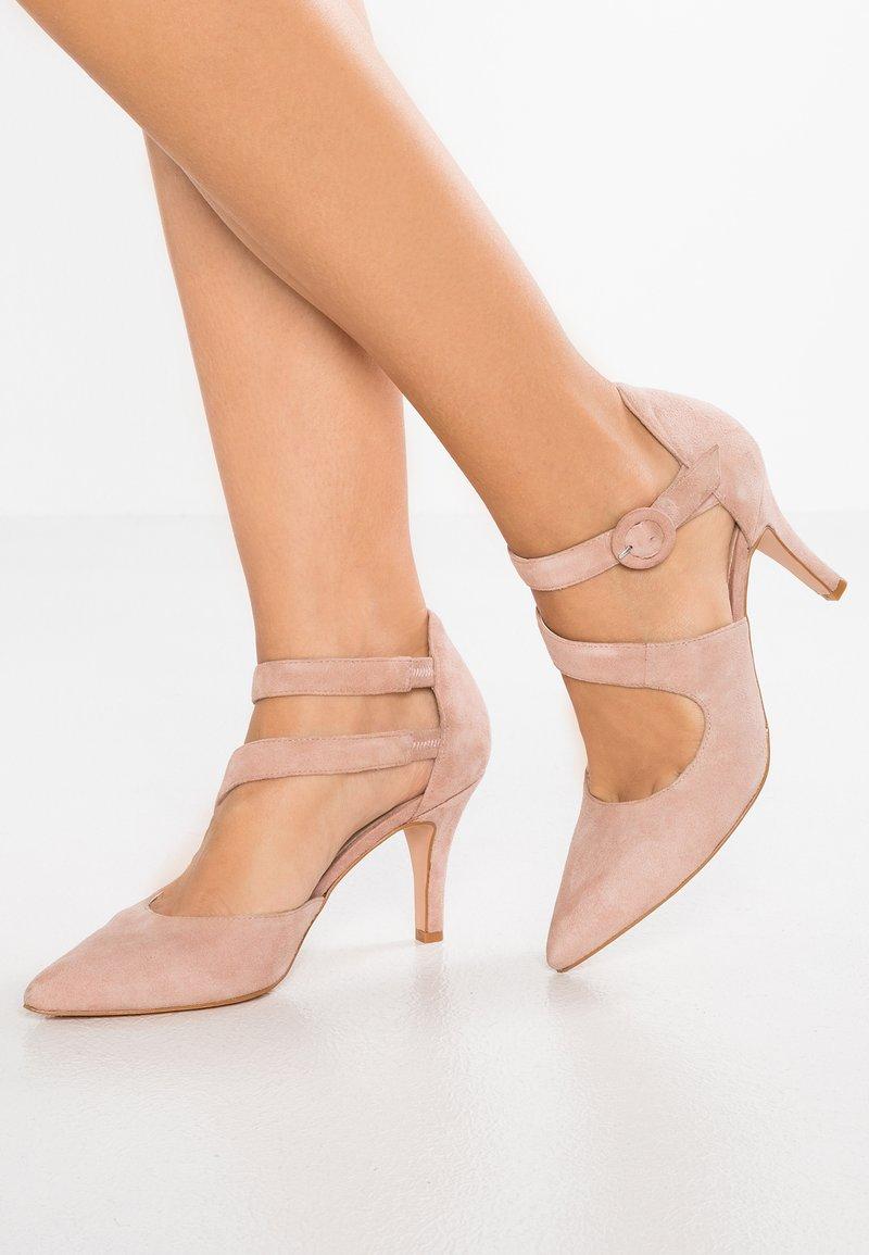 Pier One - Classic heels - rose