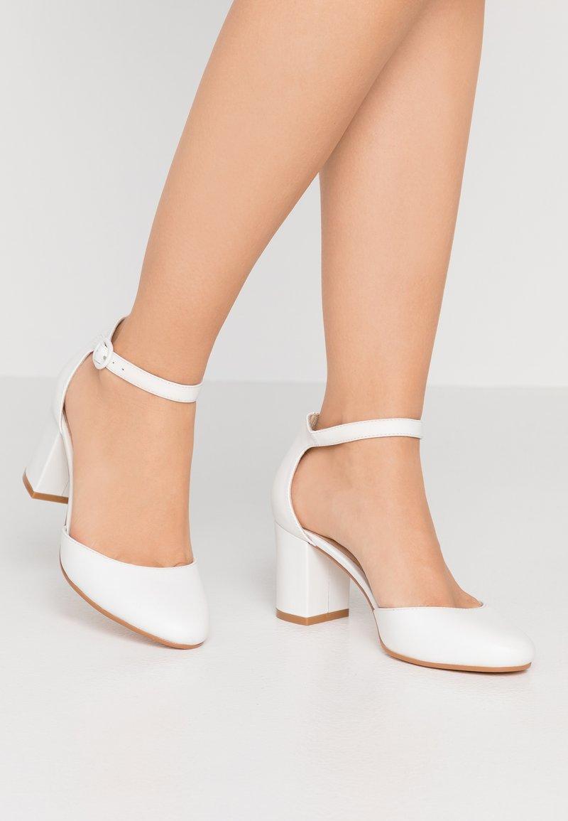 Pier One - Escarpins - white