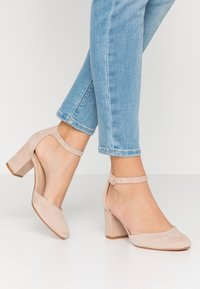 Pier One - Klassiske pumps - nude - 0