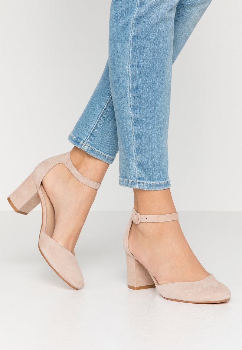 Pier One - Klassiske pumps - nude