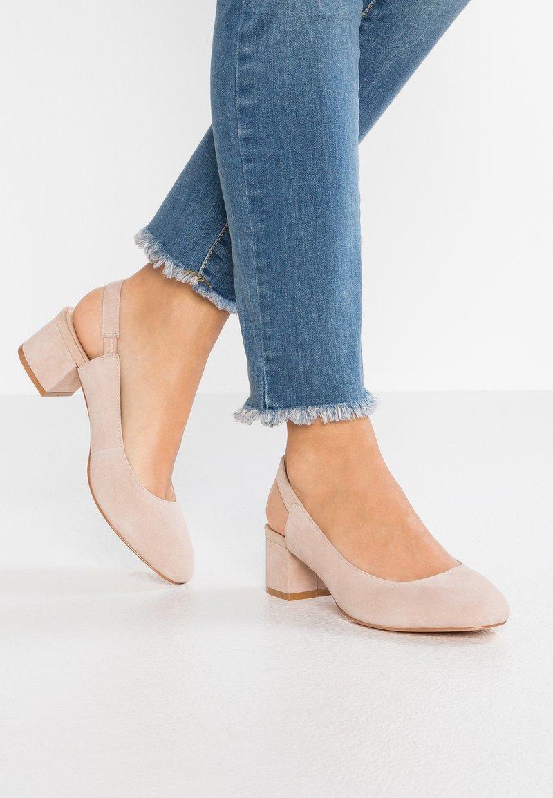 Pier One - Classic heels - nude
