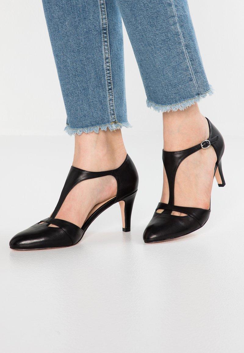 Pier One - High heels - black