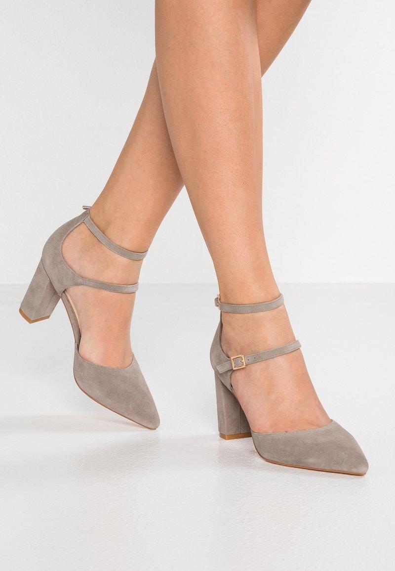 Pier One - Classic heels - grey